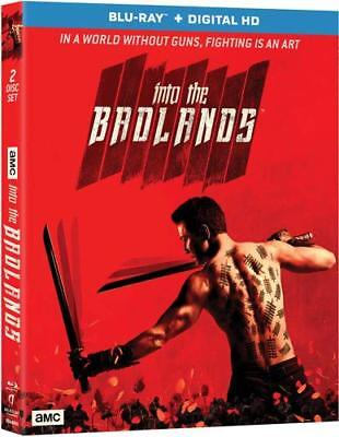 Into the Badlands: Season 1 Complete First Blu NEW Factory Sealed, Free Shipping
