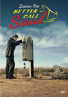 Better Call Saul: Season 1 Complete First DVD NEW Factory Sealed, Free Shipping