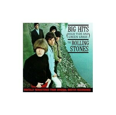The Rolling Stones - Big Hits (High Tide and Gre... - The Rolling Stones CD ESVG