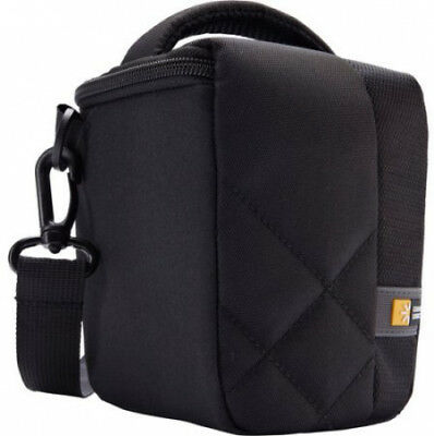 Case Logic High Zoom Camera Case, Black
