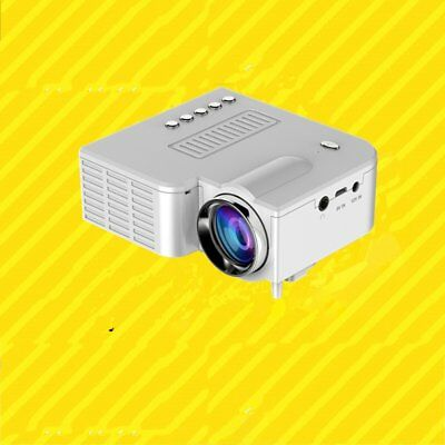 Home Theater Mini Projector Portable HD Projection ML