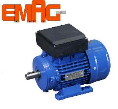 Single Phase Electric Motor 240V 0.18Kw To 4.0Kw 1400Rpm And 2800Rpm B3 B5 B14