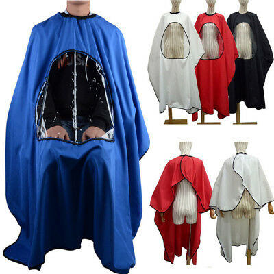 Hair Cutting Cape Pro Salon Hairdressing Hairdresser Gown Barber Adult Kid Cloth