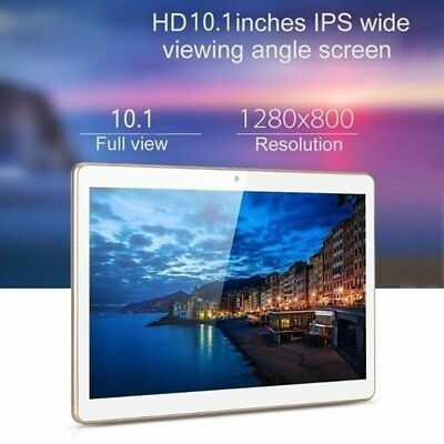 Tablet 10.1 inch Tablet 4GB RAM 64GB ROM for Android 7.0 Phablet Tablet Pc BI