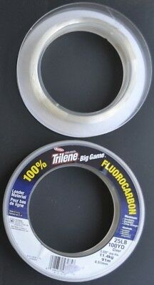 Berkley Trilene Big Game Fluorocarbon Leader 25Lb  100Yds