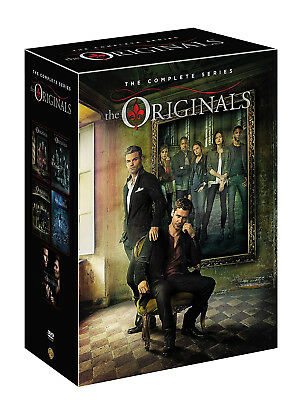 The Originals: The Complete Series season 1-5 (DVD, 2018, 21-Disc Box Set)