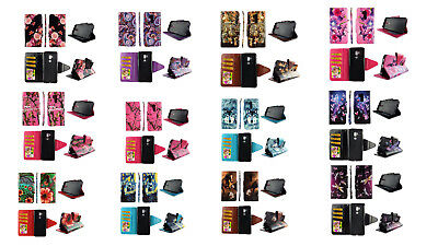WALLET CASE FOR MOTOROLA MOTO E (5th Gen) FOLIO COVER PU LEATHER CARD POCKET