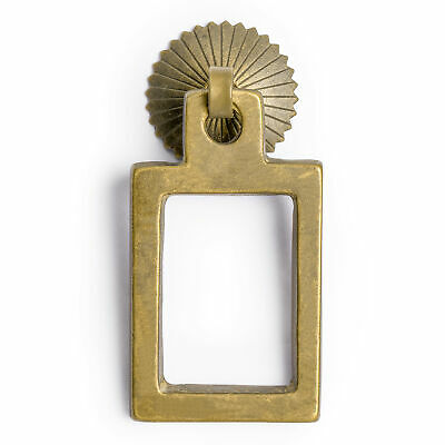 CBH 2 Chinese PICTURE FRAME Brass Hardware Pulls 2""