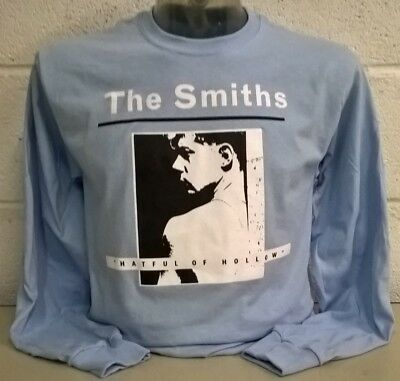 The Smiths Hatful of Hollow 'Sky Blue' Long Sleeve T-Shirt