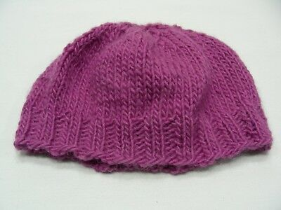 5002a69a843ad Light Purple - Hand Knitted - Toddler Size Stocking Cap Beanie Hat!