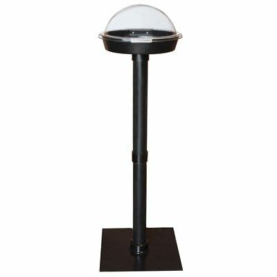 """Sample Dome FLR-12 36"""" Floor Stand With Dome"""