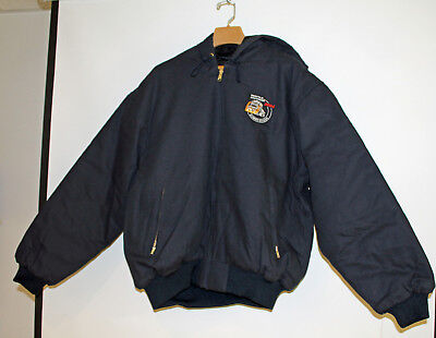 New Norfolk Southern Illinois Division Insulated Jacket Xl 4600 Timberline 2004