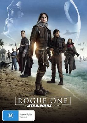 Rogue One: A Star Wars Story (2016) [New Dvd]