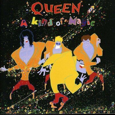 Queen - A Kind Of Magic [2011 Remaster] - Queen CD I2VG The Cheap Fast Free Post