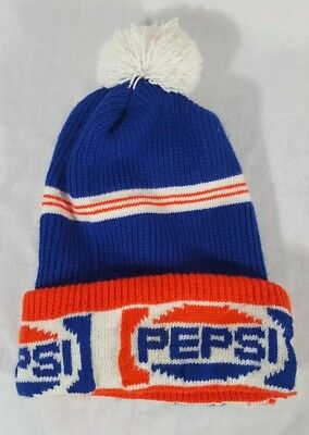75ce9b4f47e RARE PEPSI Winter Hat -  12.99