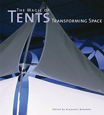 The Magic Of Tents by Bahamon, Alejandro Paperback Book The Cheap Fast Free Post