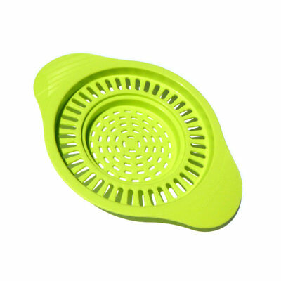 Tupperware NEW Can or Jar strainer in Lime Green Multi Size