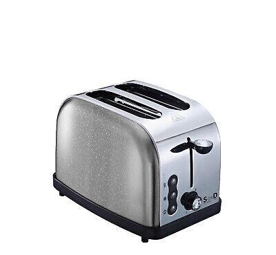 Diamond Copper 3000W 1.7L Kettle And 2 Slice Toaster Breakfast Set REPACKED BOX