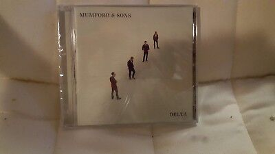 Mumford & Sons CD 2018 Delta Physical Factory Sealed Album BRAND NEW, 2018