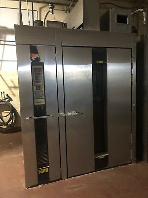 Baxter Double Rack Oven Electric Bakery Oven Rotating Rack Oven, Natural Gas