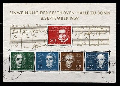 Item No. A5977 – Germany – Scott # 804 – Used