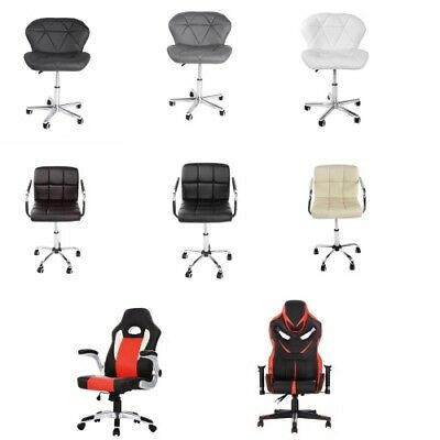 Office Chair Executive Computer Chair Swivel pu Leather Office Furnitue Recliner