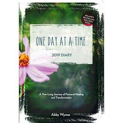 One Day at a Time Diary 2019: A Year Long Journey of Personal Healing and Transf