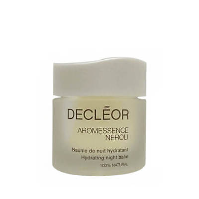 Decleor Aromessence Neroli Night Balm Boxed New Stock 15ml Full Size