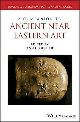 A Companion to Ancient Near Eastern Art by Gunter Hardcover Book Free Shipping!