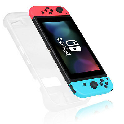 Slimfit/Rugged Series Protective Skin Shell TPU Case Cover For Nintendo Switch