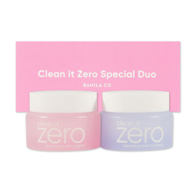 [Sample] [Banila Co] Clean It Zero Special Duo