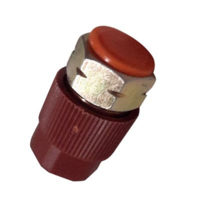 3/8 AC High Side Service Port Adapter Replacement For R12 Air Conditioner