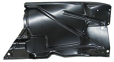 Inner Fender Lh 55-57 Chevy 2Nd Series P/U
