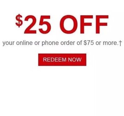 staples coupon $25 off $100 online code