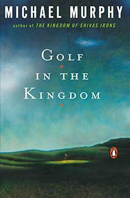 Golf in the Kingdom (Compass) by Murphy, Michael Paperback Book The Cheap Fast