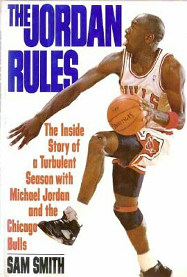 The Jordan Rules by Smith, Sam Book The Cheap Fast Free Post