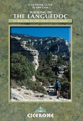 Walking in the Languedoc: 32 Routes in Haute Langued... by Cross, John Paperback