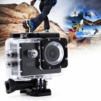 Ultra 4K 1080P 2'' Sport Action Camera Cam DV Record Waterproof MOTOR BIKE CA