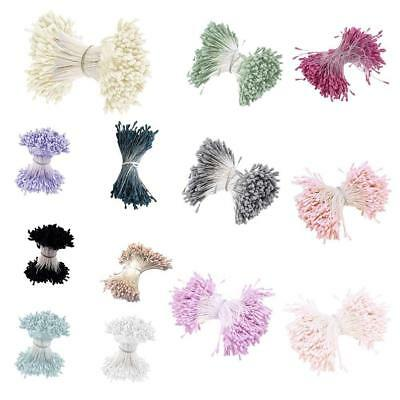 380Pcs  Artificial Flower Stamen Floral Pistil DIY Wedding Party Decor Craft