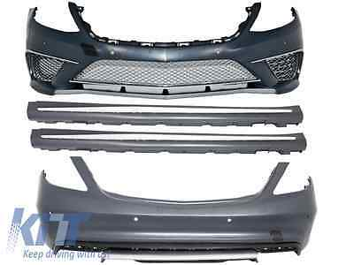 Body Kit For Mercedes Benz W222 S-Class (2013-up) S65 AMG Design