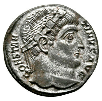 CONSTANTINE THE GREAT (334 AD) Very Rare Follis, Antioch #IU 971