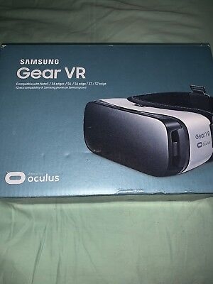 Samsung Gear VR (Powered by Oculus) for Note5/ S6/ S6 edge/ S7/ S7 edge