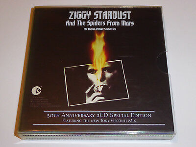 David Bowie - Ziggy Stardust - Soundtrack: 30th Anniversary Special Edition 2 CD