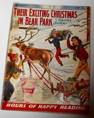 #274 Schoolgirl's Own Library Comics ~ THEIR EXCITING CHRISTMAS ~ 1957
