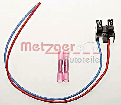 METZGER Headlight Cable Repair Kit For MERCEDES BMW VW AUDI OPEL VOLVO 89-18