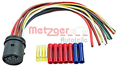METZGER Cable Repair Kit Door Right Rear Left For OPEL Zafira A 99-05