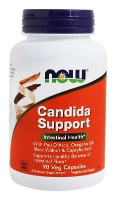 Now Foods Candida Support  90VCaps 24Hr Despatch Now Foods