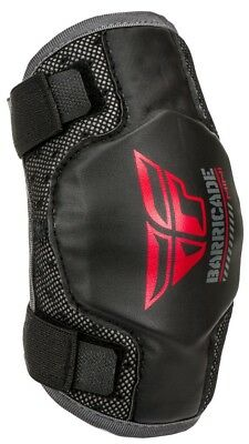 Fly Racing Barricade Mini Youth Elbow Guards Black