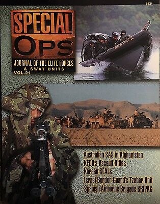 Concord Publications - Special Ops Journal of the Elite Forces & Swat Units #21