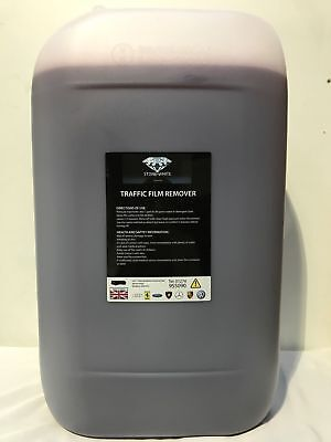 Heavy Duty Traffic Film Remover Caustic TFR Degreaser Cleaner - 25 Litre 25L